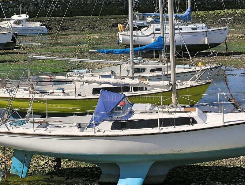 Formação do barco foto de stock royalty free