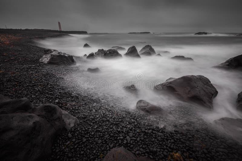 Formação rochosa fotografia de stock