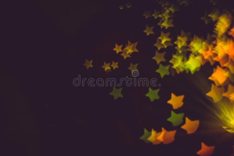 Download Forma Abstracta Bokeh De La Estrella Imagen de archivo - Imagen de shape, oscuro: 64211979