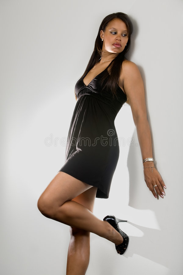 Forma da mulher foto de stock royalty free
