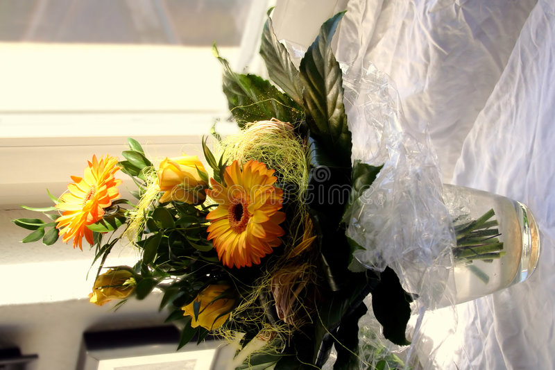 Forma de vida - interior: flores imagenes de archivo