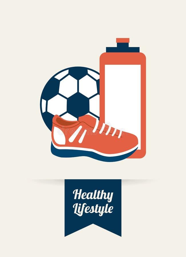 Download Forma de vida sana ilustración del vector. Ilustración de diseño - 42427227