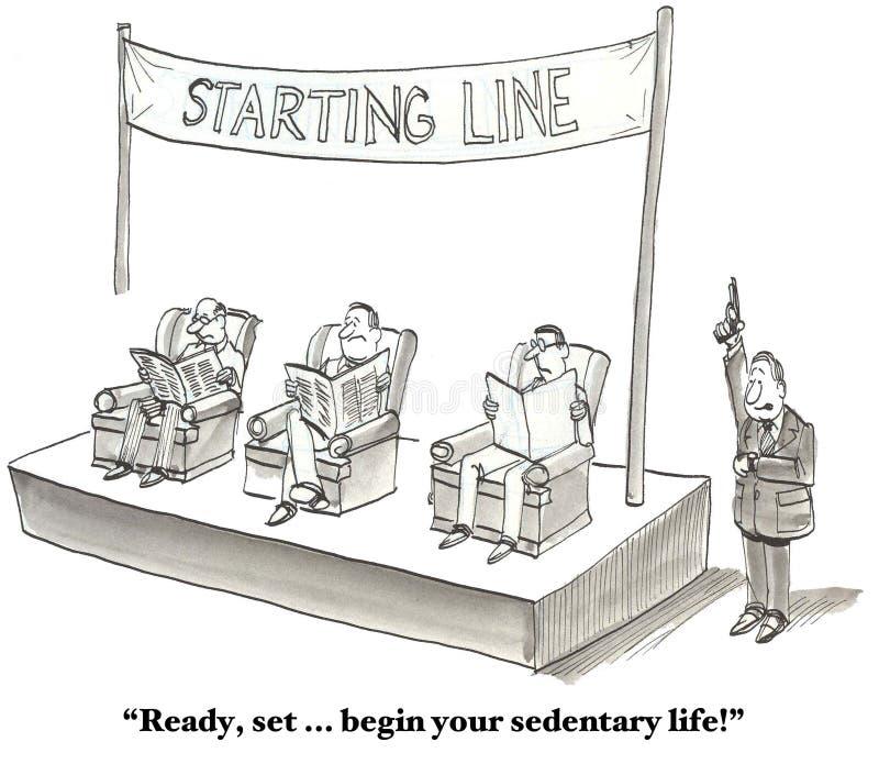 Forma de vida sedentaria