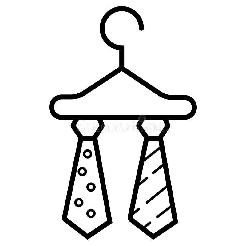 Forma do gancho do laço ilustração do vetor