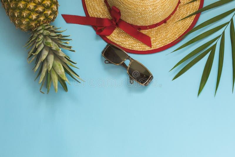 Forma do verão e conceito coloridos do curso do feriado imagem de stock royalty free