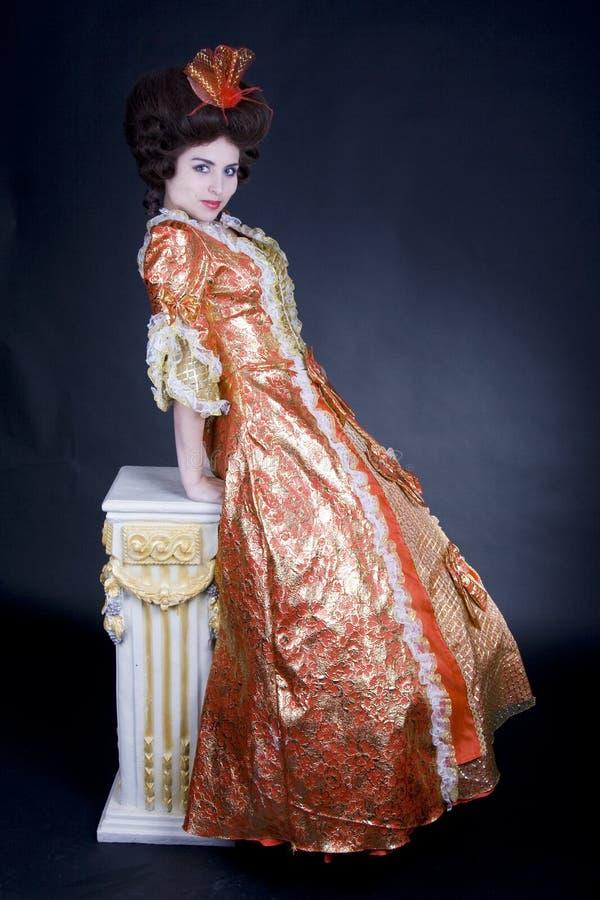 Forma do vintage foto de stock royalty free