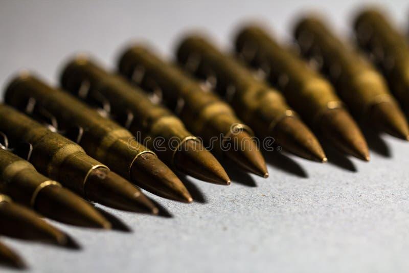 Formación de la bala como criminal, política, violencia, conflicto, peligro fotografía de archivo libre de regalías