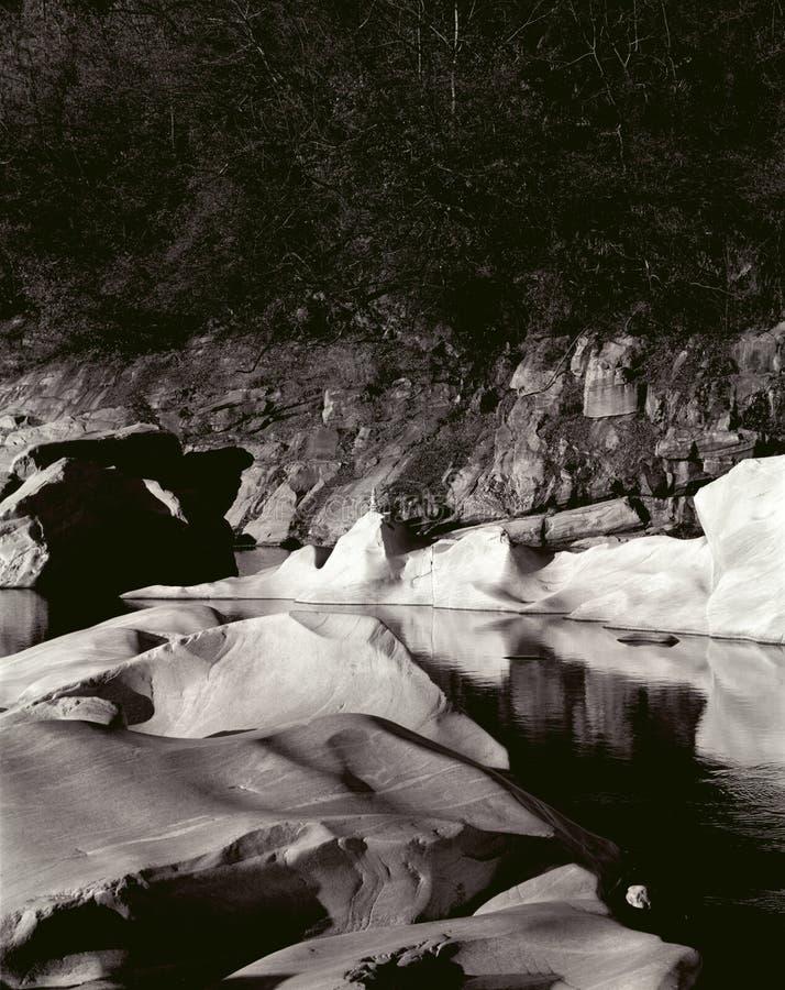 Formación de roca fotografía de archivo libre de regalías