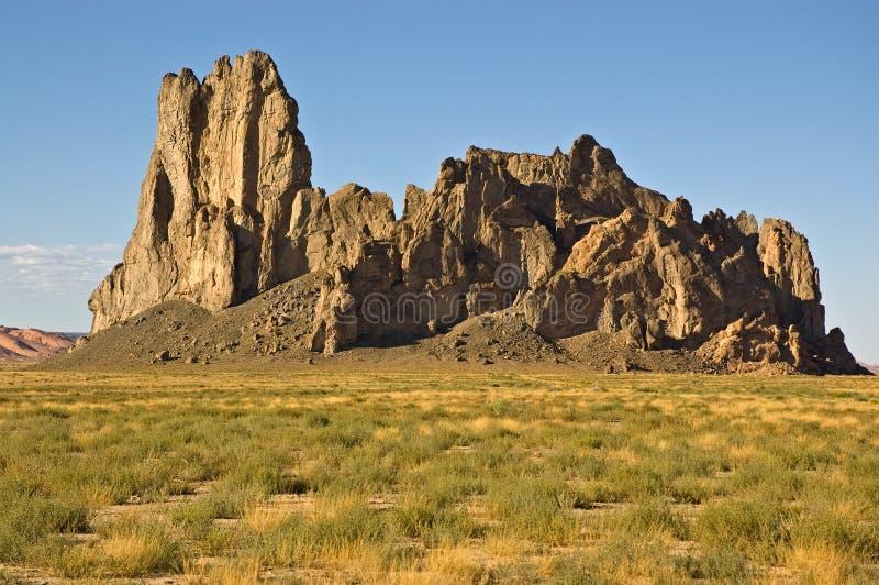 Formación de roca del desierto fotos de archivo libres de regalías
