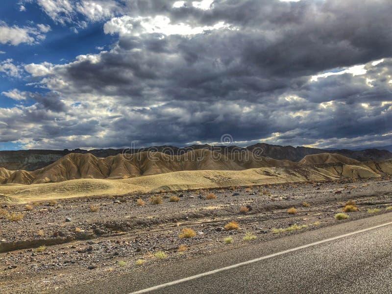 formación de roca Nevada fotografía de archivo