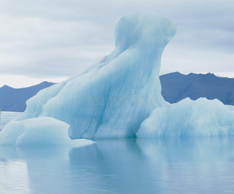 Formaciones de hielo foto de archivo libre de regalías