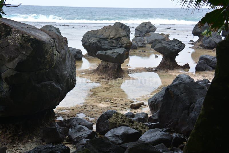 Formaciones de roca imagenes de archivo