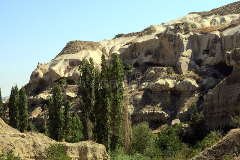 Formaciones de roca foto de archivo