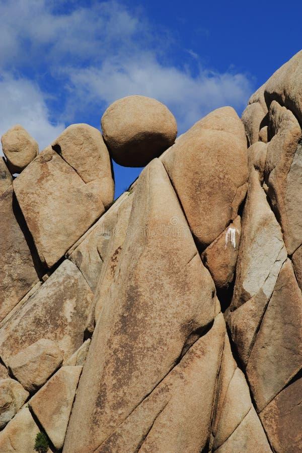 formacja granitu rock zdjęcia stock