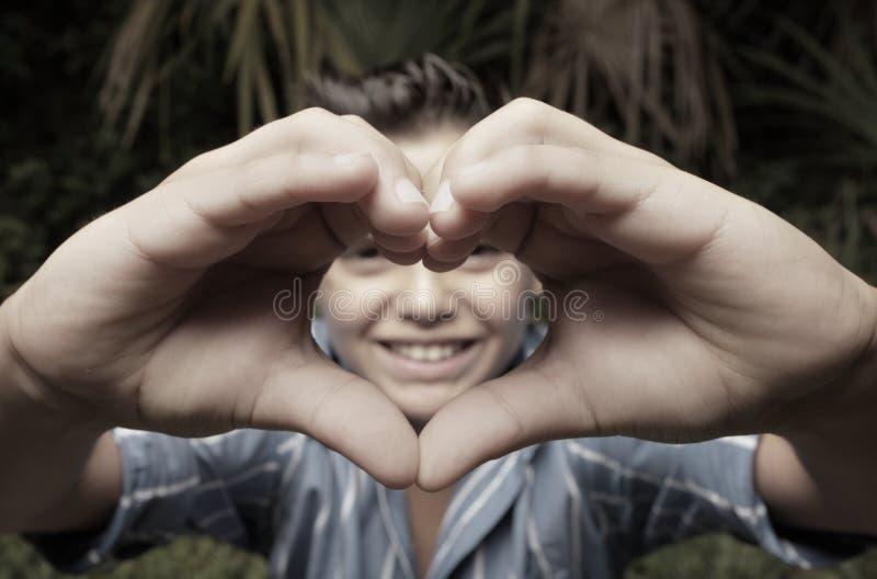 formad handhjärta fotografering för bildbyråer