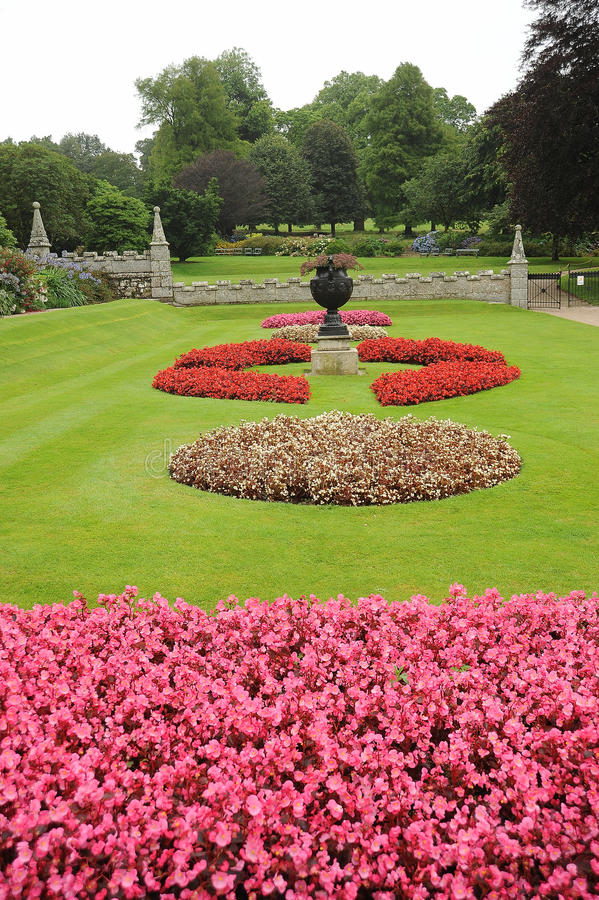 Download Formal Flower Garden stock photo. Image of elaborate - 26219974