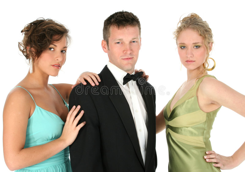 Formal Group royalty free stock photos