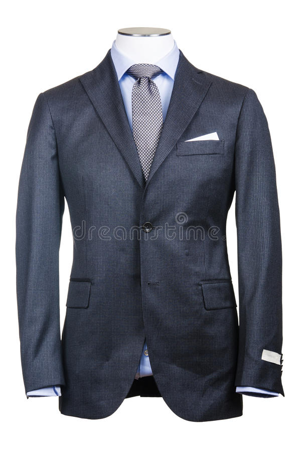 Download Formal suit in fashion stock image. Image of black, male - 29057715