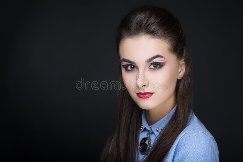 Formale Bluse der Frau lizenzfreies stockfoto