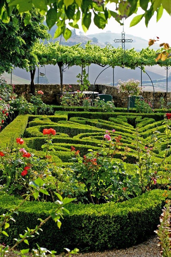 Garten Provence formaler garten in provence stockfoto bild landschaft