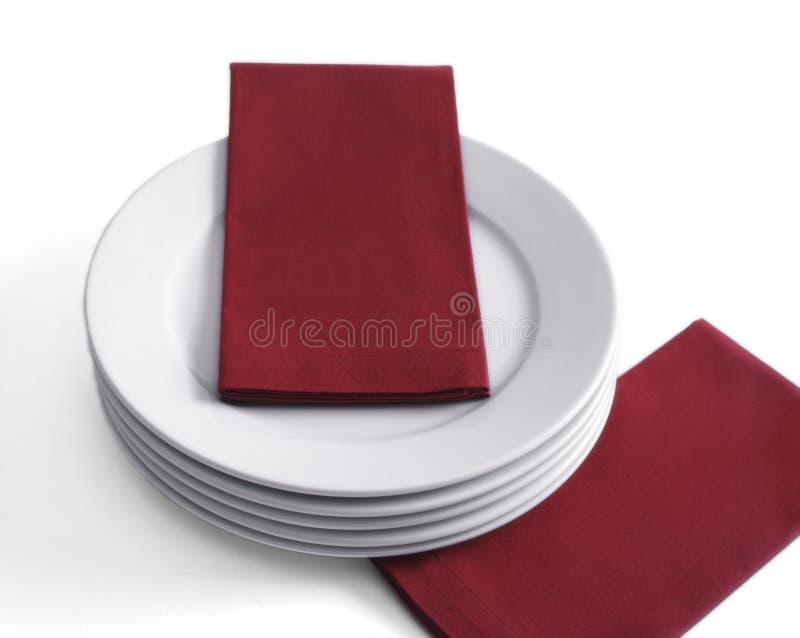 formalne 1 talerze obrazy stock
