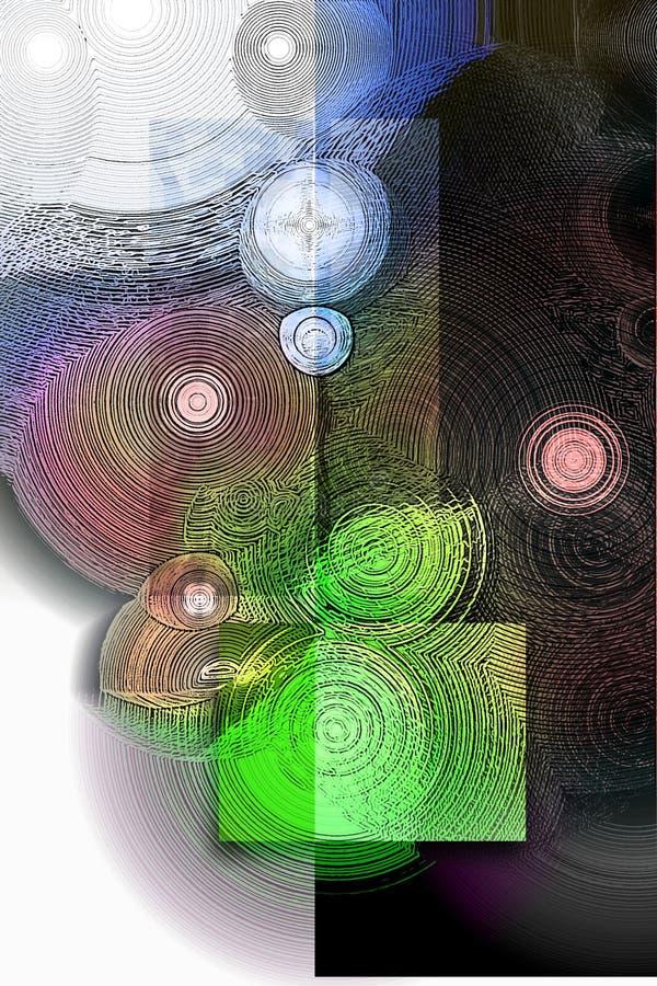 Formas ilustração do vetor
