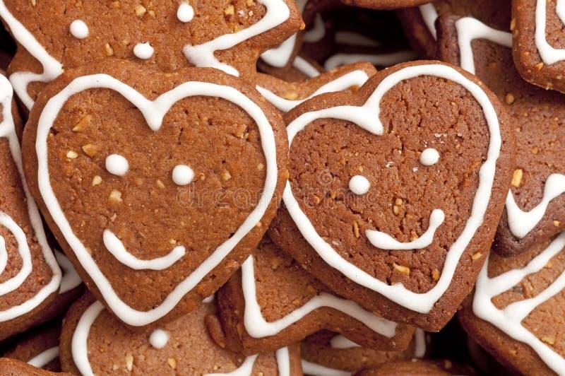 Download Formas Diferentes De Bolinhos Do Pão-de-espécie Imagem de Stock - Imagem de decoração, ginger: 26522189