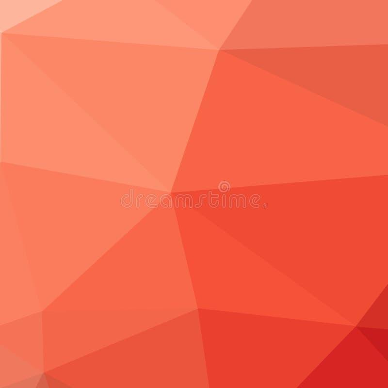 Formas geométricas quebradas polígono Textura coloreada extracto de formas geométricas El fondo decorativo se puede utilizar para ilustración del vector