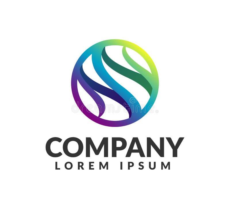 Format eps10 Firma, Unternehmens, Finanzierung, Verband, Unternehmens, Geschäftslogo Netz, Digital, Geschwindigkeit, Marketing, N lizenzfreie stockfotografie