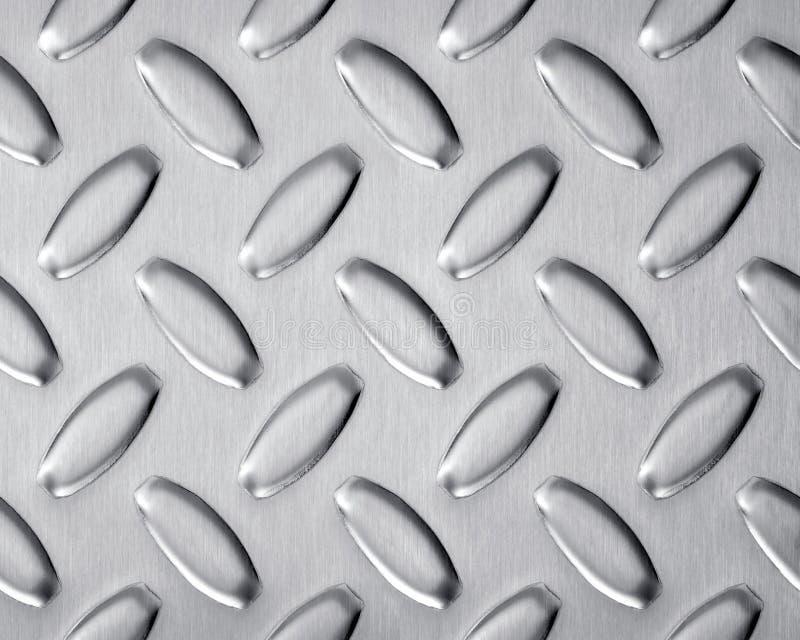 Format för skörd för bucklarostfritt ståltextur royaltyfri fotografi