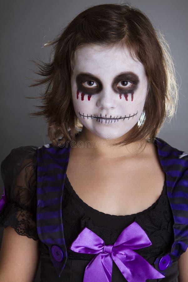 formata Halloween ilustracja zdjęcie stock
