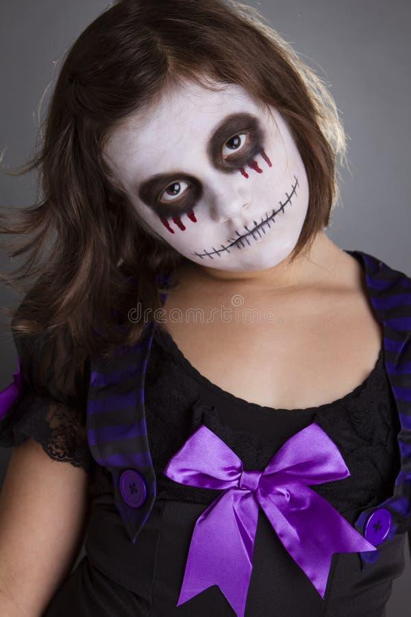 formata Halloween ilustracja obraz royalty free