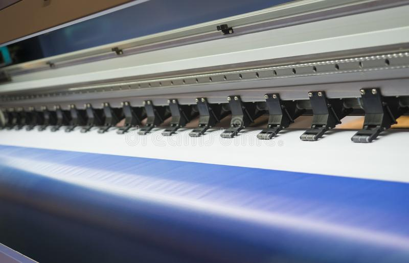 Formata inkjet drukarka fotografia stock