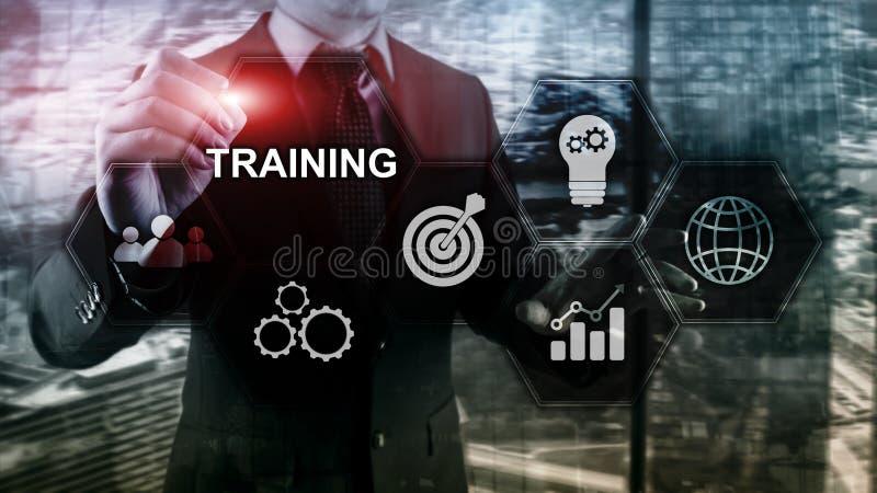 formation Développement personnel Affaires et éducation, concept d'apprentissage en ligne photographie stock