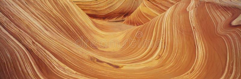 Formation de grès dans Kenab, Utah image stock