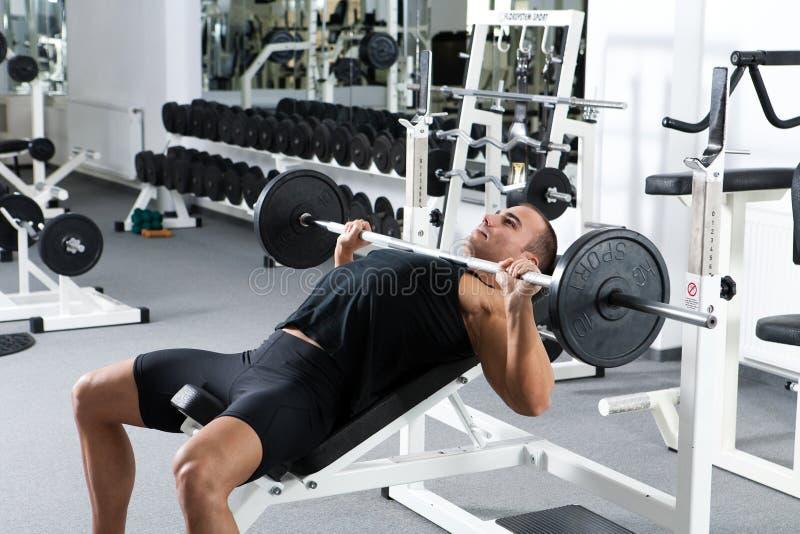 Formation de gymnastique photographie stock libre de droits