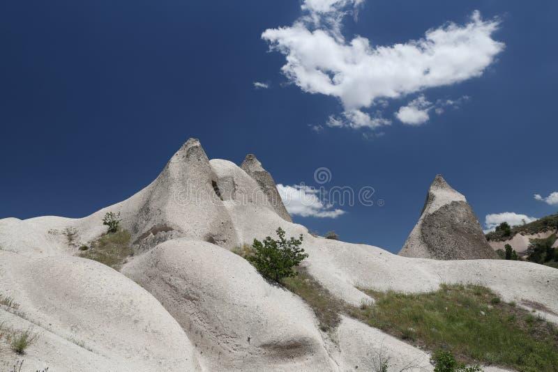 Formation de roche dans Cappadocia image stock