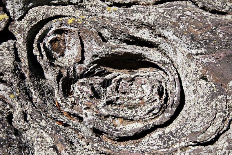 Formation de roche peu commune au jardin des dieux, réserve forestière cherokee, IL photo stock