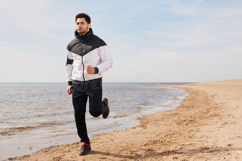 Formation sur la plage photo libre de droits
