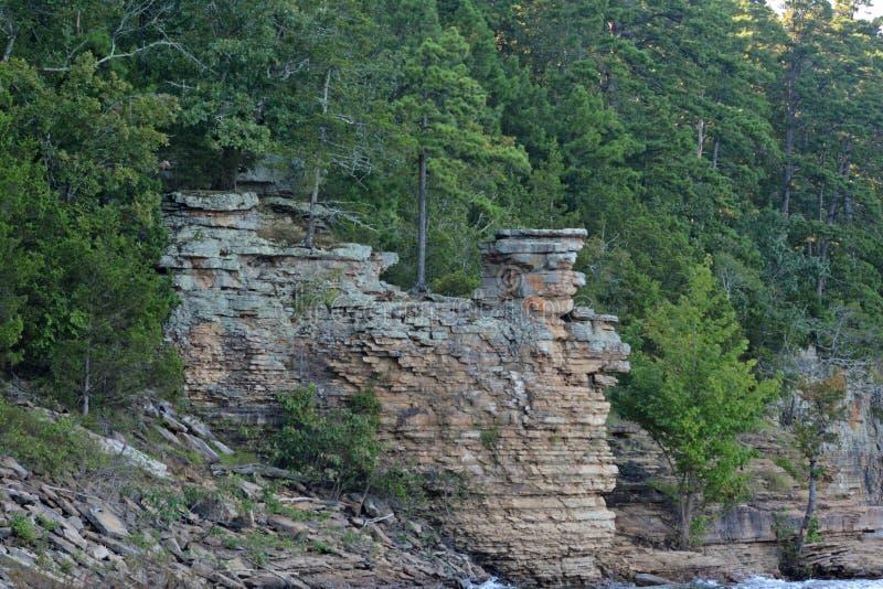 Formations de roche photographie stock libre de droits