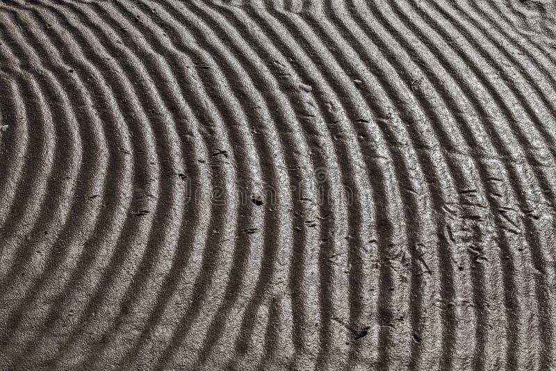 Formations de sable images libres de droits