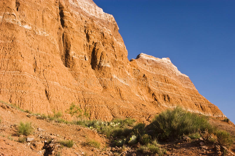 Download Formations In Palo Duro Canyon Stock Image - Image: 13538085