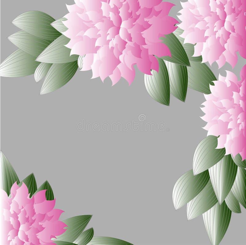 Download Teste padrão floral ilustração stock. Ilustração de curly - 29841045