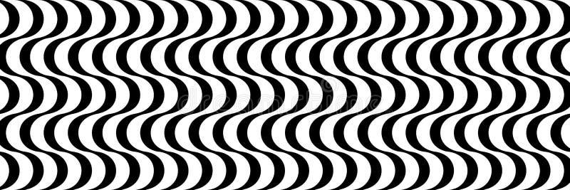 Formato hipnótico abstrato ilustração stock