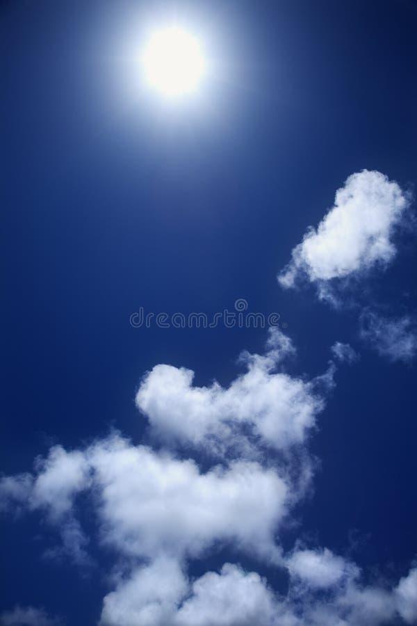 Formazione della nube immagine stock libera da diritti