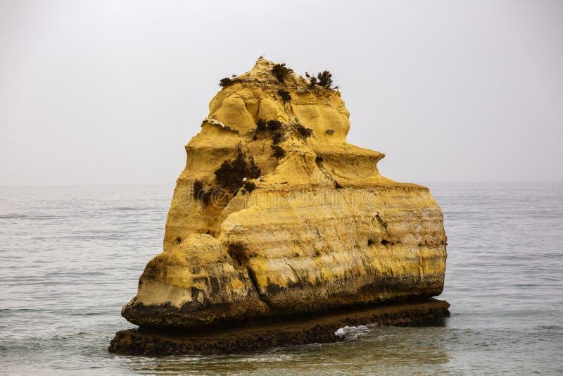 Formazioni rocciose immagini stock