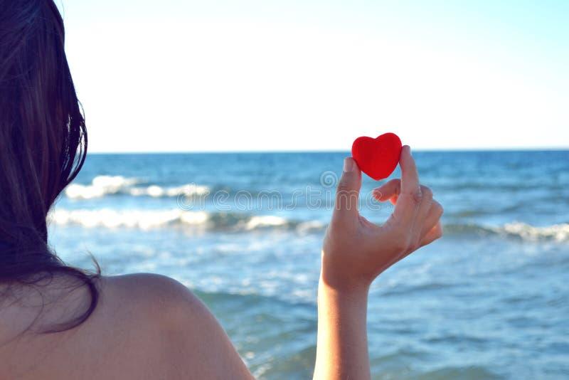 Forme de coeur photographie stock libre de droits