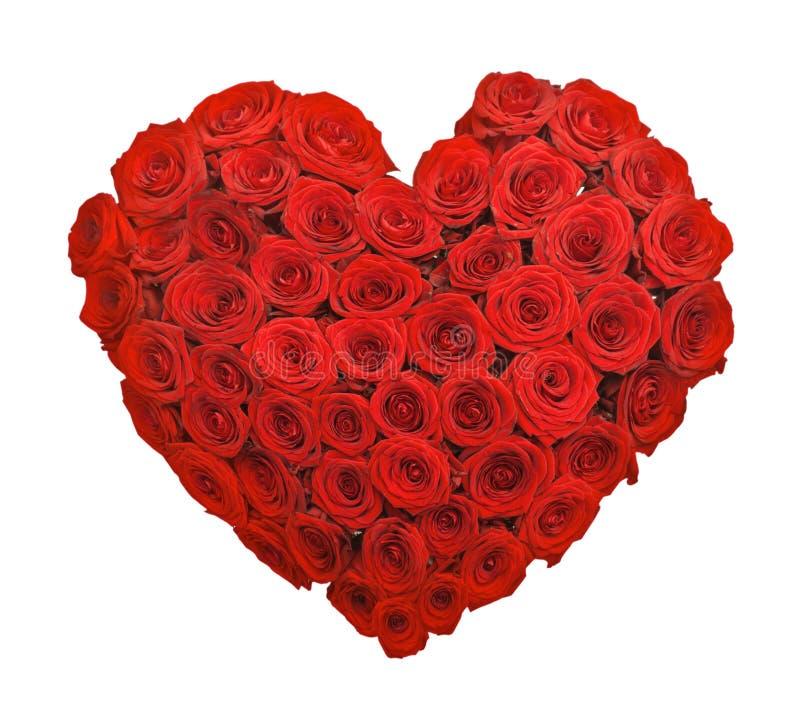forme de coeur de bouquet de fleur de rose de rouge image stock image du photo c l bration. Black Bedroom Furniture Sets. Home Design Ideas