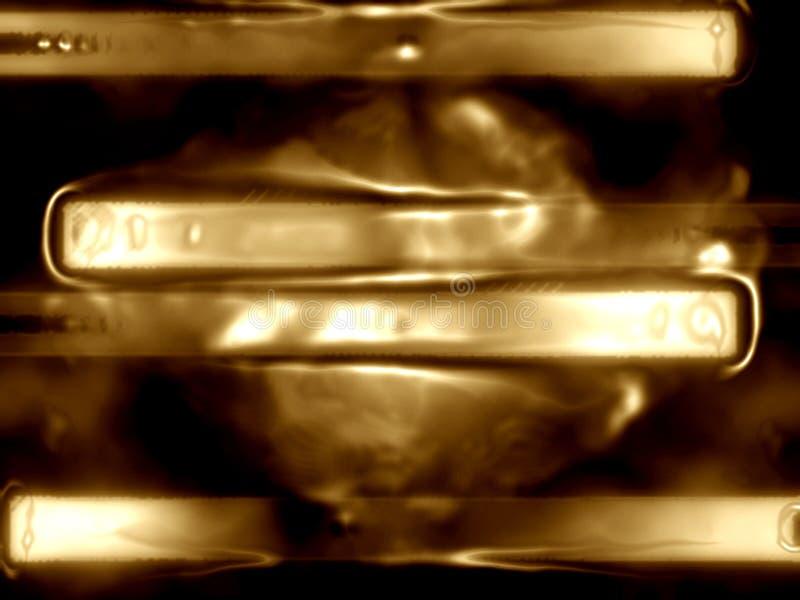 Forme En Plastique Abstraite II Photos libres de droits