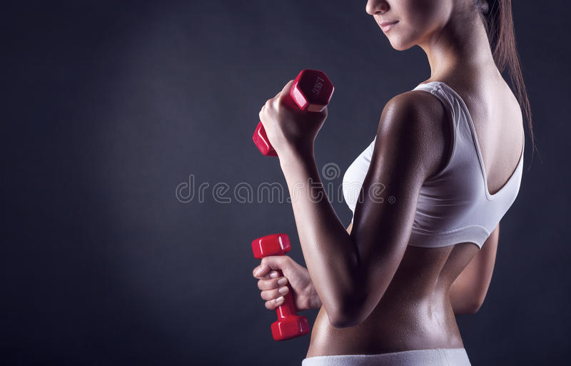 Forme physique photographie stock